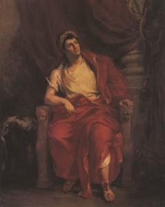 Talma_as_Nero_in_Britannicus_by_Racine-Delacroix